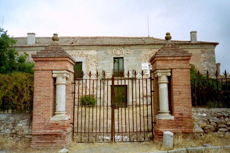 スペイン映画 ミツバチのささやき エル スール ビクトル エリセ  映画の舞台となったアナの家 @Hoyuelos, Segovia