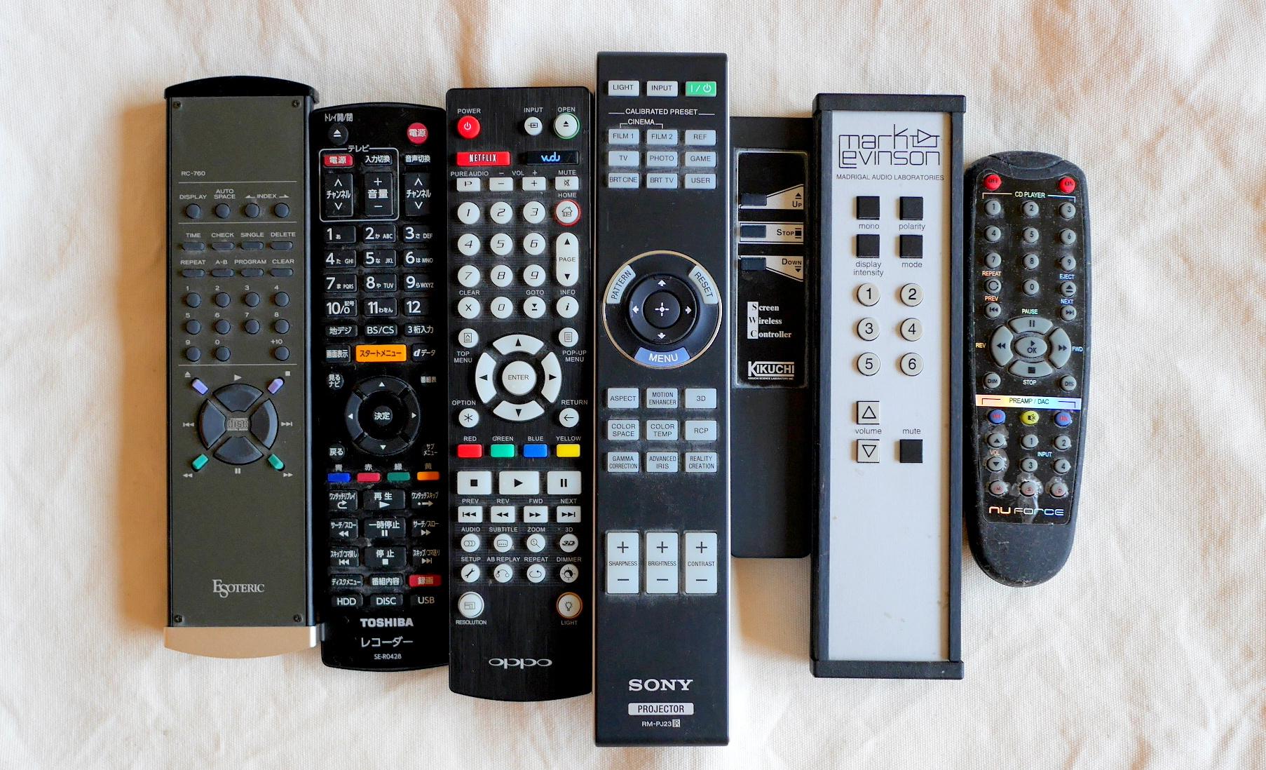 オーディオやシアタールームをスマートリモコン化する / SwitchBot、Nature Remo を活用しアンプやAV機器類、スクリーンをスマート化