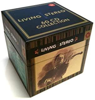 シカゴ交響楽団 オーケストラホール Living Stereo 60 CD