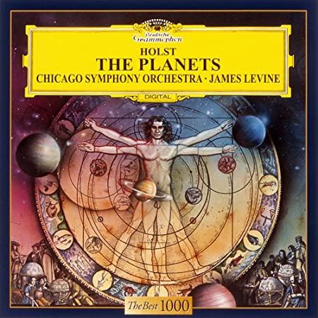 シカゴ交響楽団 オーケストラホール ホルスト 惑星 レヴァイン
