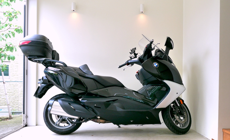 BMW C650GT インプレッション / BMWのビッグスクーターの魅力