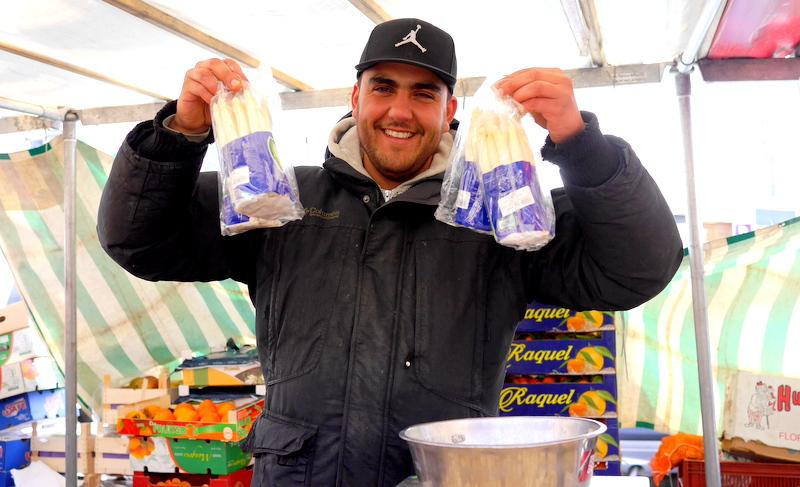 海外旅行での市場の楽しみ 2 / フランス市場で活躍した魔法の言葉とファーマーズマーケットの魅力