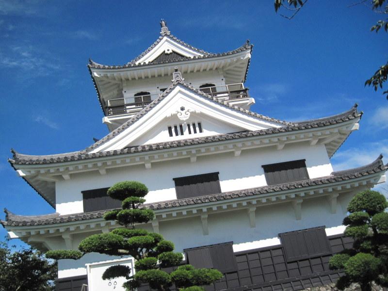 館山市立博物館 別館 八犬伝博物館(天守閣)