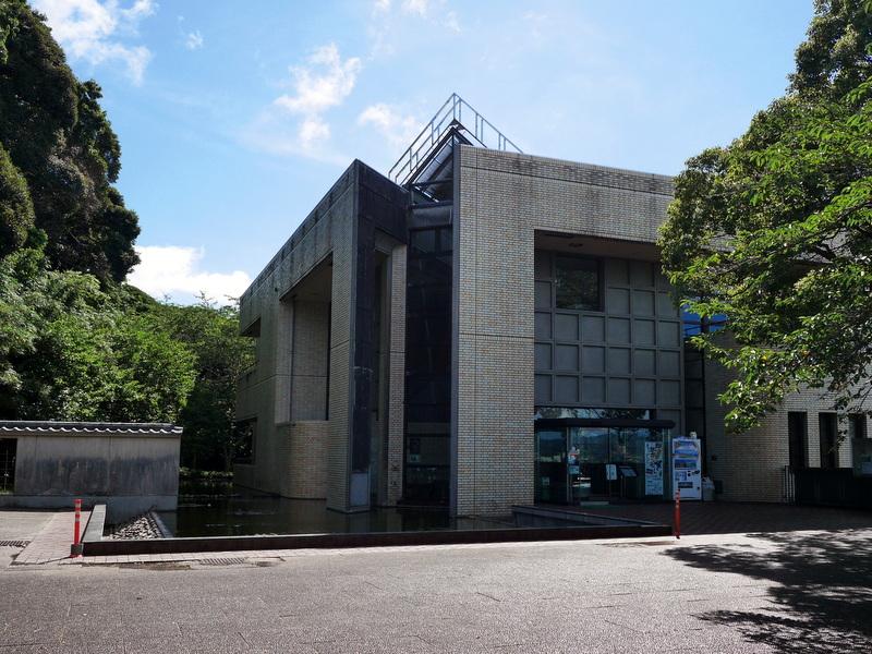 館山市立博物館 本館
