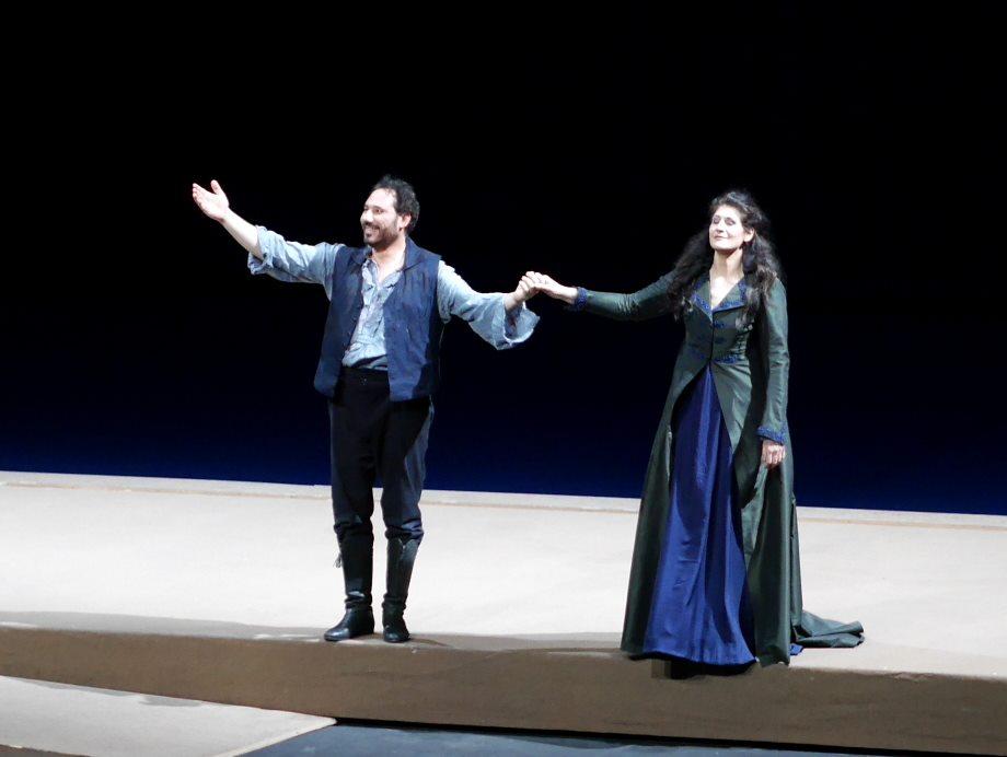 ステファノ・ラ・コッラとハルテロス @Bayerische Staatsoper
